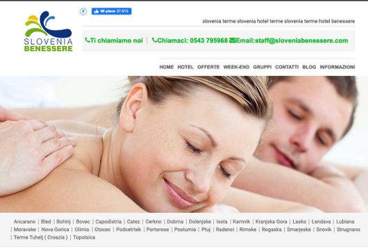 Slovenia Benessere www.sloveniabenessere.it