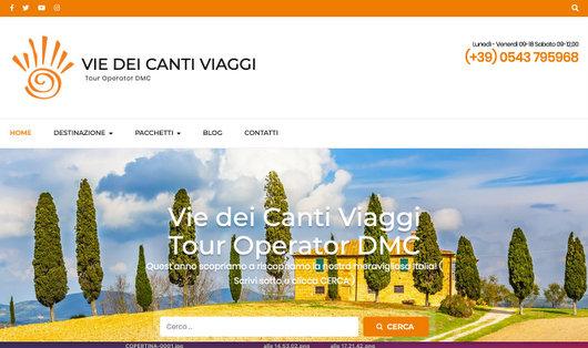 Vie dei Canti Viaggi www.viedeicantiviaggi.it