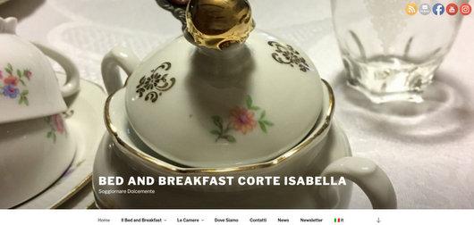 Corte Isabella Bed And Breakfast Galeata www.corteisabella.it
